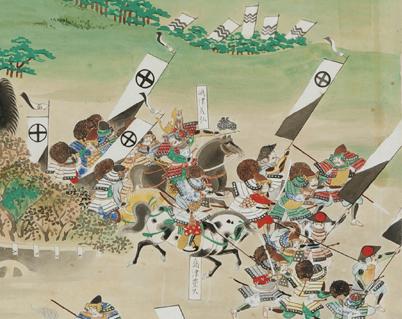 関ケ原の合戦で見せた伝説の敵中突破